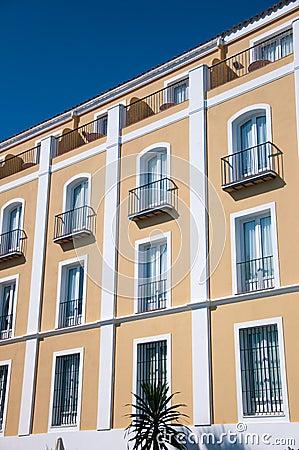 Hotel Montecastillo s facade