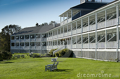 Hotel or motel