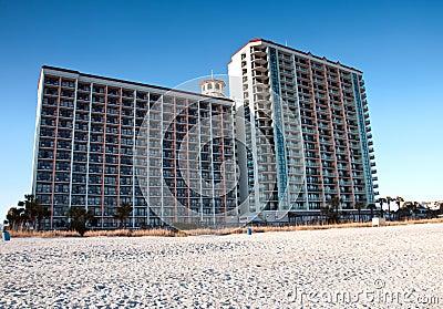 Hotel on Myrtle Beach