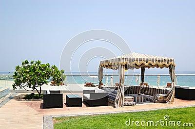 Hotel recreation area