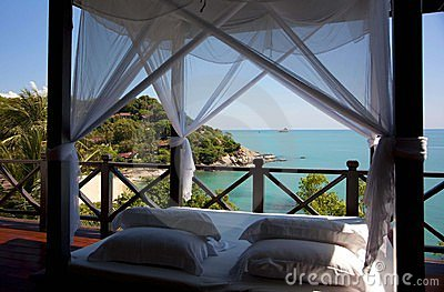 Hotel resort in Thailand
