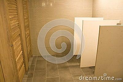 Hotel restroom