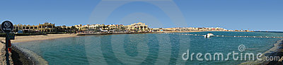 Hotel s beach panorama