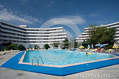 Hotel s pool