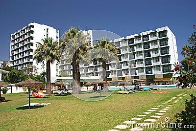 Hotel San Fermin Editorial Photo