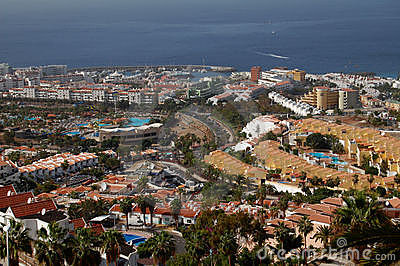 Hotel Scenery with Ocean, Tenerife