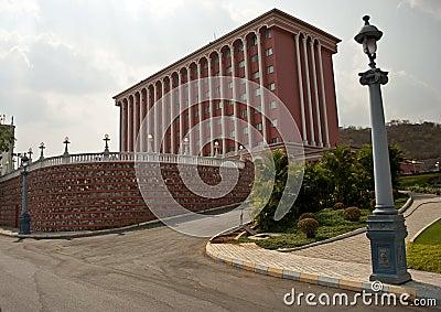 Hotel Sitara Editorial Photo