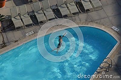 Hotel Swimmer