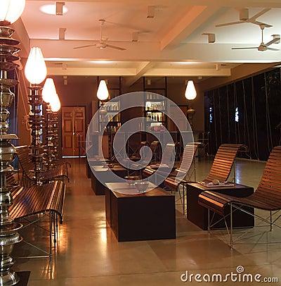 Hotelllobby