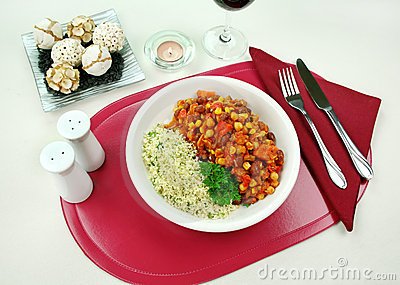 Hotpot With Couscous