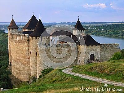Hotyn castle