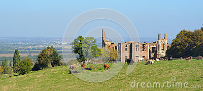 Houghton House Editorial Stock Photo