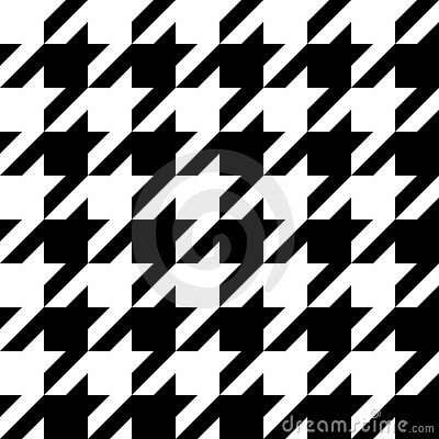 Free Houndstooth Pattern Stock Images - 10173584
