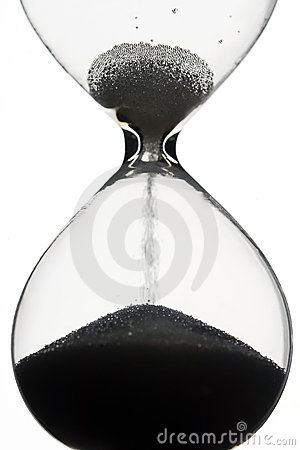 Free Hourglass Royalty Free Stock Photography - 1838227