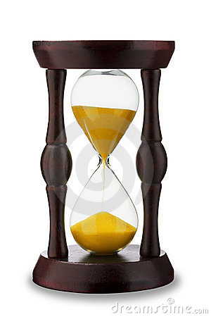 Free Hourglass Royalty Free Stock Images - 2915729