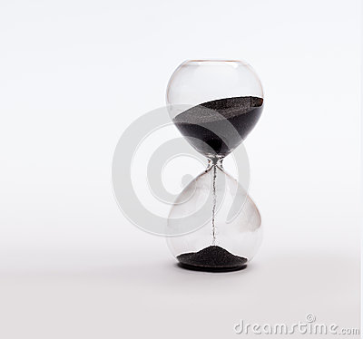 Hourglass, sand glass