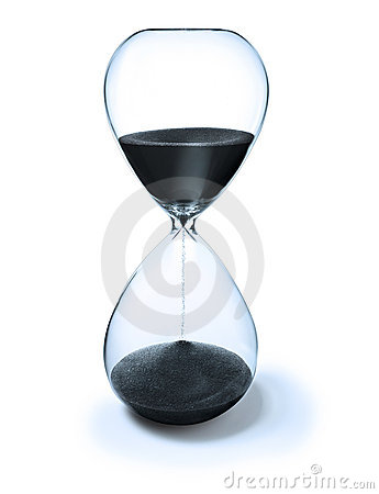 Free Hourglass Time Hour Royalty Free Stock Photos - 22070738