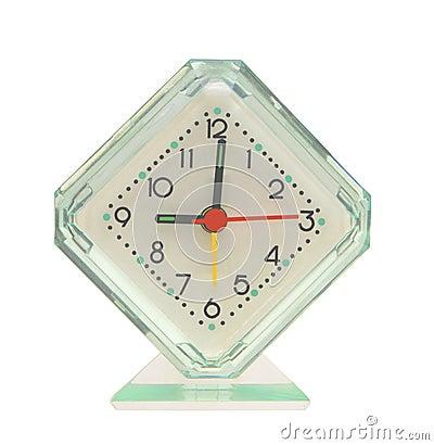 Hours an alarm clock.