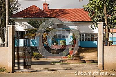 House 002 africa