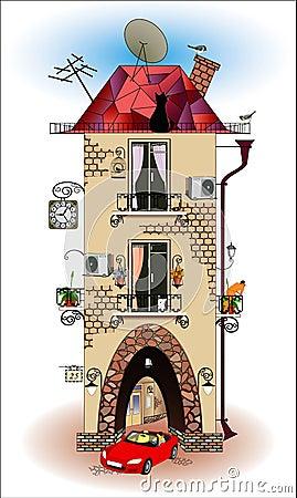 Free House Royalty Free Stock Image - 14592546