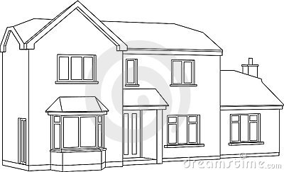 House royalty free stock photography image 20409257 3d house drawing
