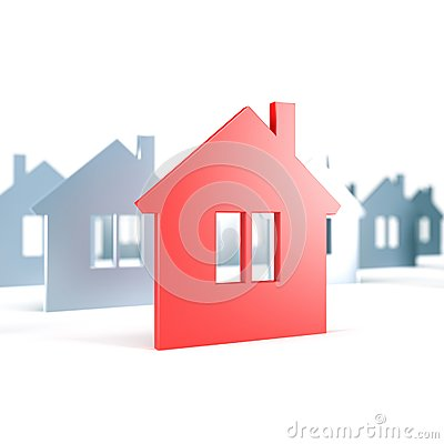 Free House Royalty Free Stock Photography - 25435267