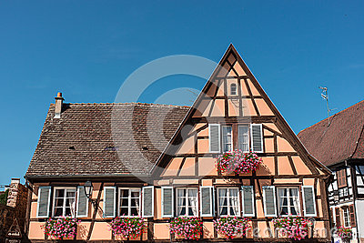 House in Alsace