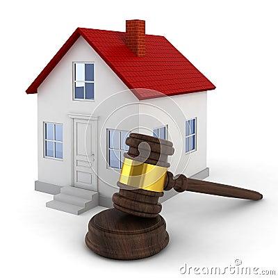 house auction: