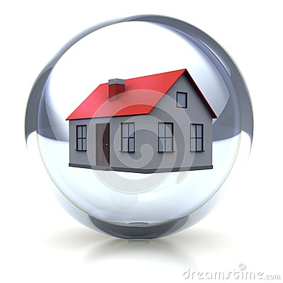 House in the ball
