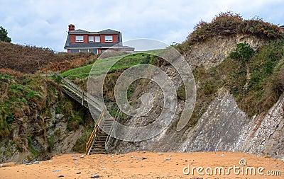 House At The Beach