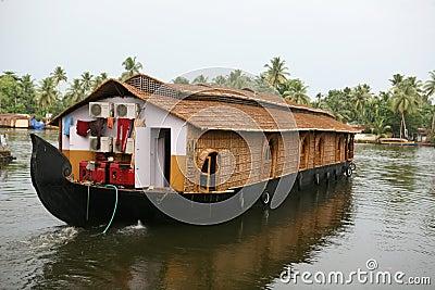 House boat,kerala