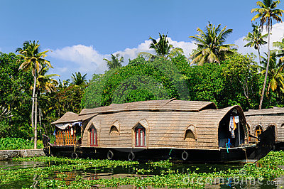 House boat - kerala, India