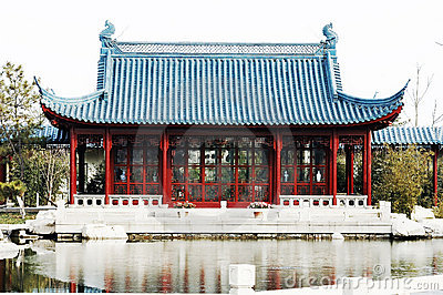 House of Chinese style