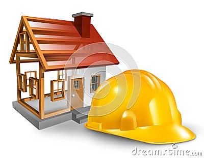 Hausbau clipart  https://thumbs.dreamstime.com/x/house-construction...