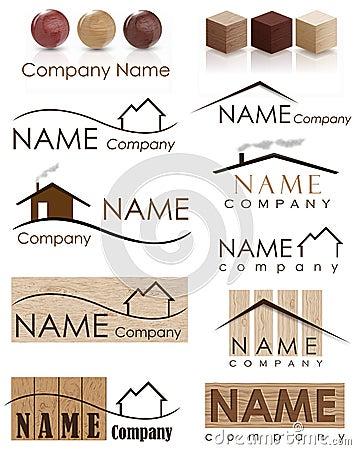 House Construction Logo Royalty Free Stock Image Image