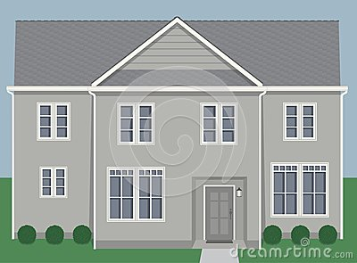 House contemporary beige