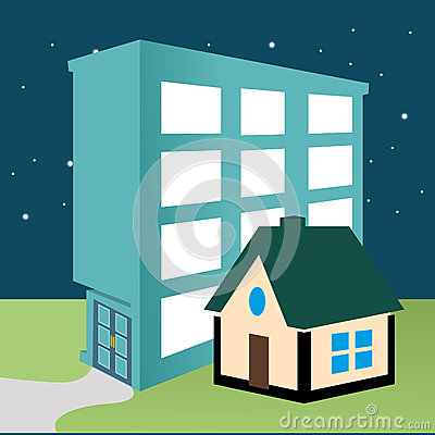 House design stock vector image 59062071 for Digital house design