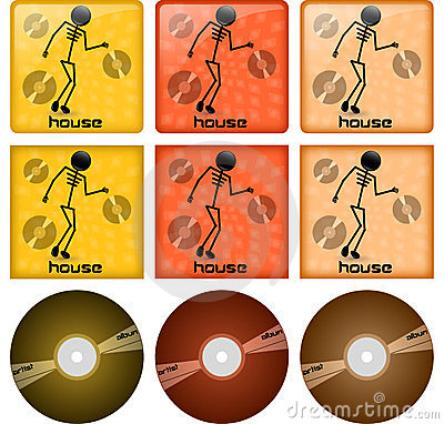 House disc covers