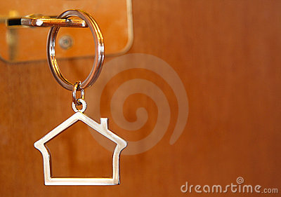 House door key