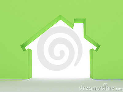 House Eco Concept