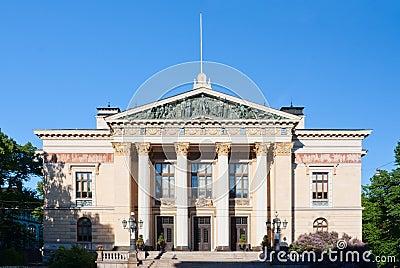House of the Estates in Helsinki