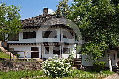 House at the Etar Museum