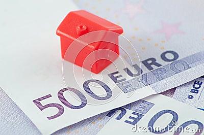 House on euro