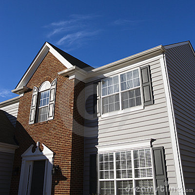 Free House Exterior. Stock Photos - 2284463