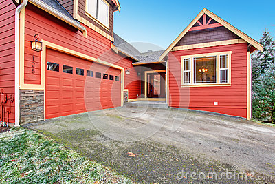 House Exterior Stock Photo Image 40509445