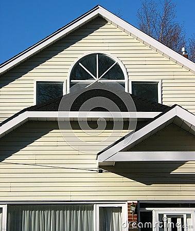 House fragment