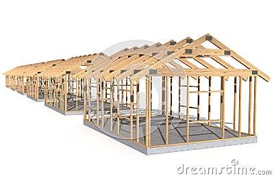 House frames