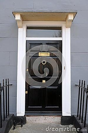 Free House Front Door Stock Photos - 25220223