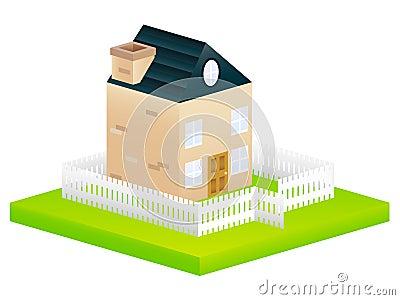 House & Garden Icon