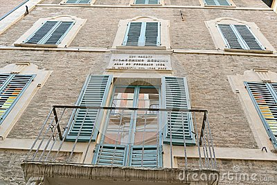 House of Gioacchino Rossini, Pesaro